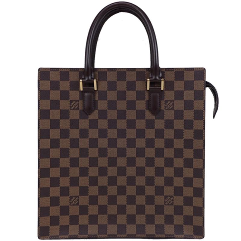 ff978cbc396f ... Louis Vuitton Damier Ebene Canvas Sac Plat Bag. nextprev. prevnext