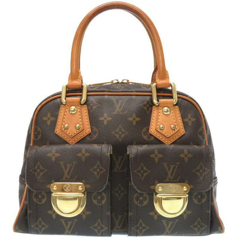 25da9d9acef4 ... Louis Vuitton Monogram Canvas Manhattan PM Bag. nextprev. prevnext