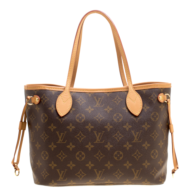 b450525a48 ... Louis Vuitton Monogram Canvas Neverfull PM Bag. nextprev. prevnext