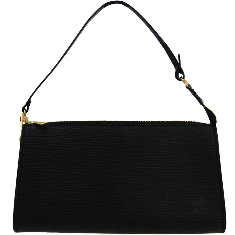 a45213c3564a0 ... Louis Vuitton Noir Epi Leather Pochette Accessoires 24 Bag. nextprev.  prevnext