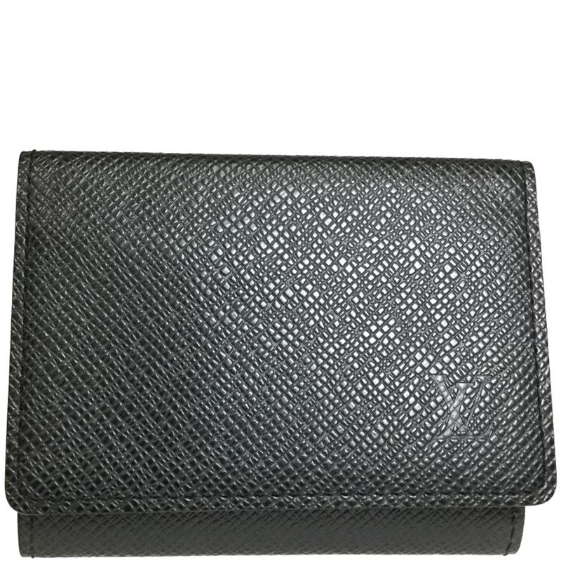 54b9c57b887a ... Louis Vuitton Ardoise Taiga Leather Business Card Holder. nextprev.  prevnext