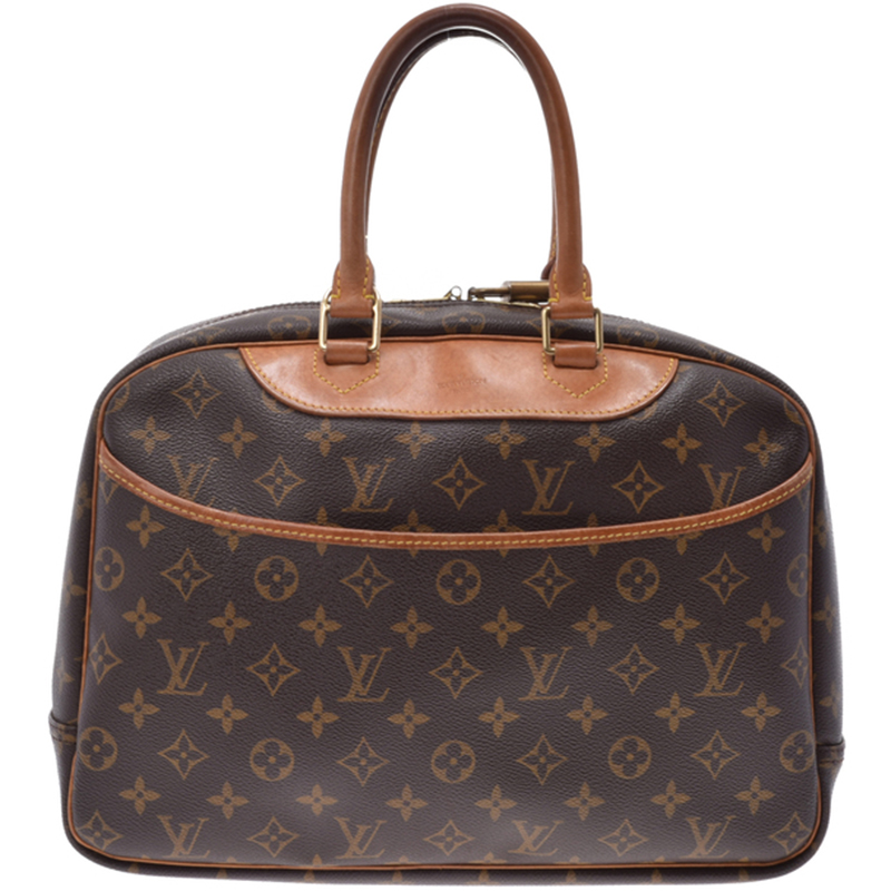 32a8febff854 Buy Louis Vuitton Monogram Canvas Deauville Bag 175282 at best price ...