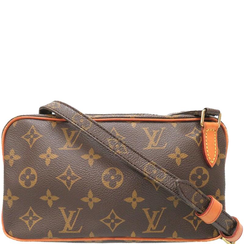 418d323ecec9 ... Louis Vuitton Monogram Canvas Pochette Marly Bandouliere Bag. nextprev.  prevnext
