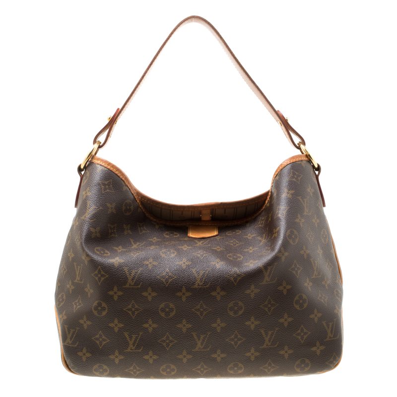 df4c3a1aa23 Louis Vuitton Monogram Canvas Delightful PM Bag
