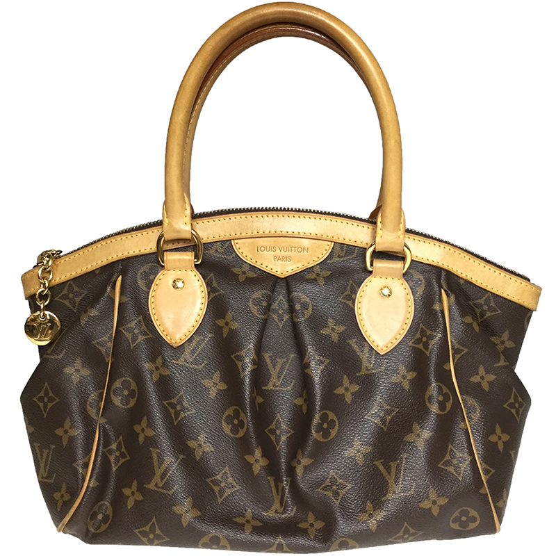 a4f1e22055ab Buy Louis Vuitton Monogram Canvas Tivoli PM Bag 177635 at best price ...