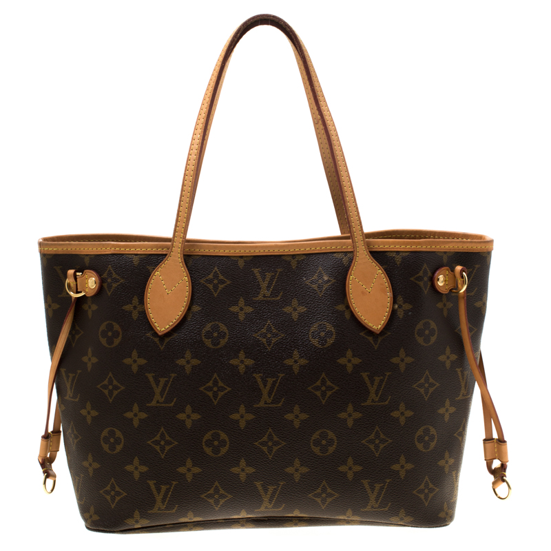 71f8480d4 ... Louis Vuitton Monogram Canvas Neverfull PM Bag. nextprev. prevnext