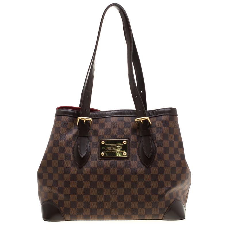 b126d83354d3 ... Louis Vuitton Damier Ebene Canvas Hampstead MM Bag. nextprev. prevnext