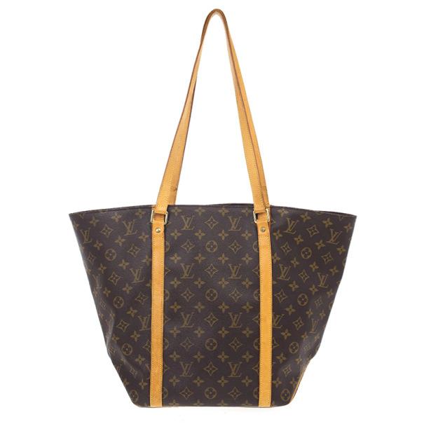 2e921e95a1c0a Buy Louis Vuitton Monogram Canvas Sac Shopping Tote Bag 18561 at best price