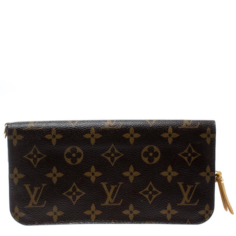 676b9c4695f Louis Vuitton Monogram Canvas Insolite Wallet