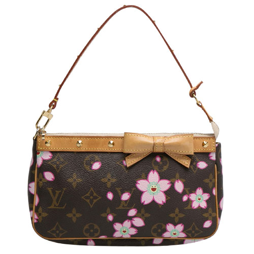 f4afbe314bb ... Louis Vuitton Monogram Canvas Cherry Blossom Pochette Accessories.  nextprev. prevnext
