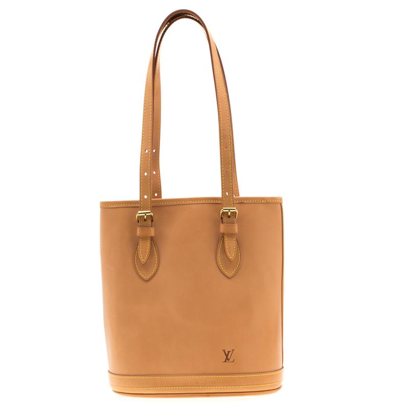 Louis Vuitton Natural Vachetta Leather