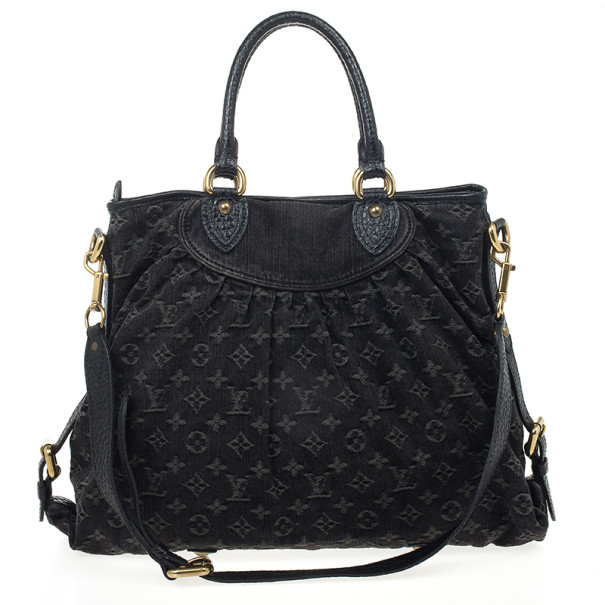 3a7685bc3abe ... Louis Vuitton Monogram Denim Neo Cabby MM Satchel Handbag. nextprev.  prevnext