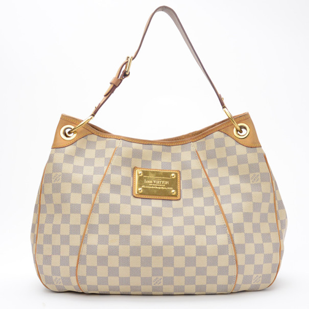 bf2a155fdee ... Louis Vuitton Damier Azur Galliera PM Shoulder Handbag MM. nextprev.  prevnext