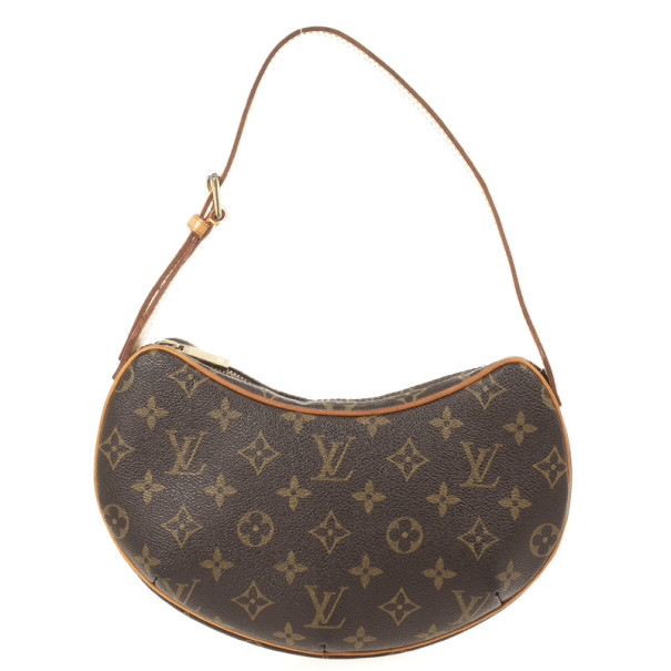 01dd30614cff ... Louis Vuitton Monogram Canvas Croissant PM Bag. nextprev. prevnext