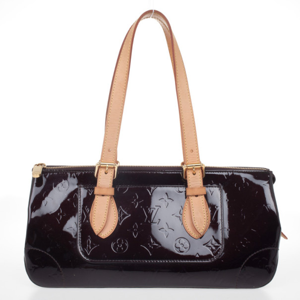 421ef31ae586 ... Louis Vuitton Amarante Monogram Vernis Rosewood Avenue Bag. nextprev.  prevnext