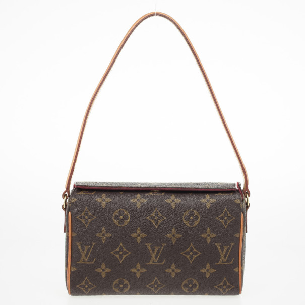 763d5d8bc8e9 Buy Louis Vuitton Monogram Recital Bag 31405 at best price
