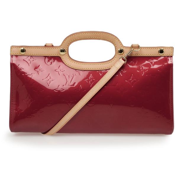 00712b04e0c5 Buy Louis Vuitton Monogram Vernis Clutch 32248 at best price