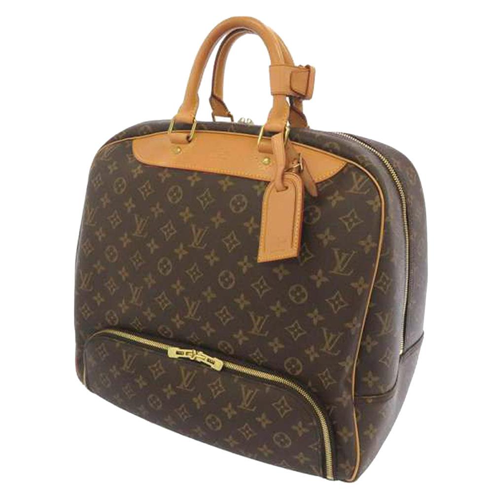 Louis Vuitton Monogram Canvas Evasion Bag