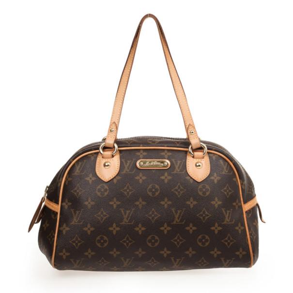 ... Louis Vuitton Monogram Canvas Montorgueil PM Bag. nextprev. prevnext d037444ad2dd2
