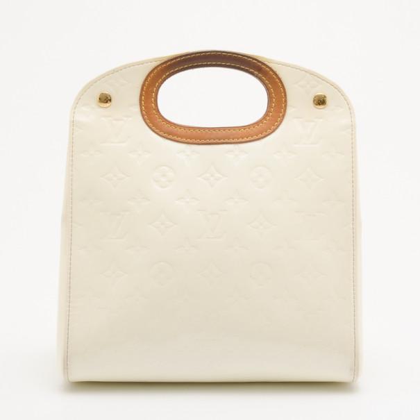 Louis Vuitton Monogram Vernis Maple Drive Clutch