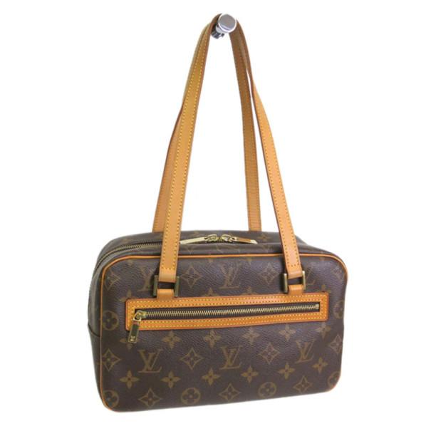 Buy Louis Vuitton Monogram Cite MM Shoulder Bag 34028 at best price ... bef52c01ddc65