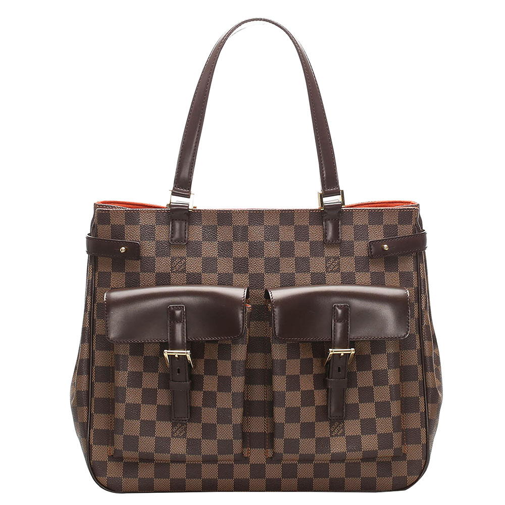 Louis Vuitton Damier Ebene Canvas Uzes bag