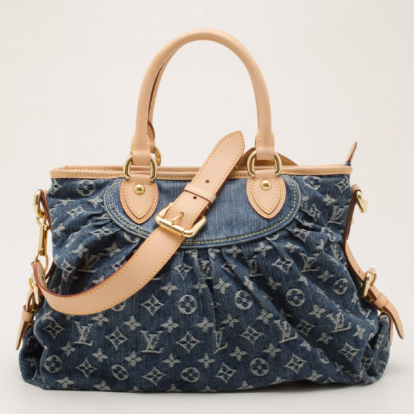 93015866f02c ... Louis Vuitton Monogram Denim Neo Cabby MM Bag. nextprev. prevnext