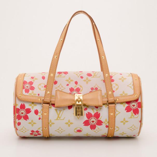 34fa5fcfd15 Louis Vuitton Limited Edition Cherry Blossom Papillon