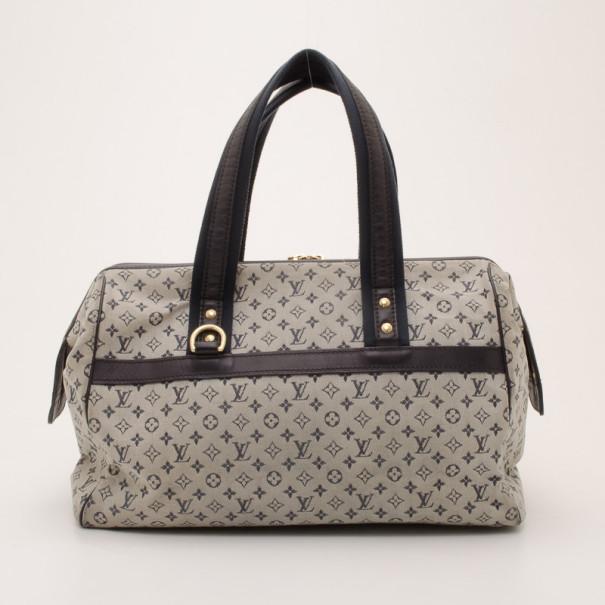 Buy Louis Vuitton Monogram Mini Lin Josephine GM Satchel 36979 at ... b8edc2d628bda