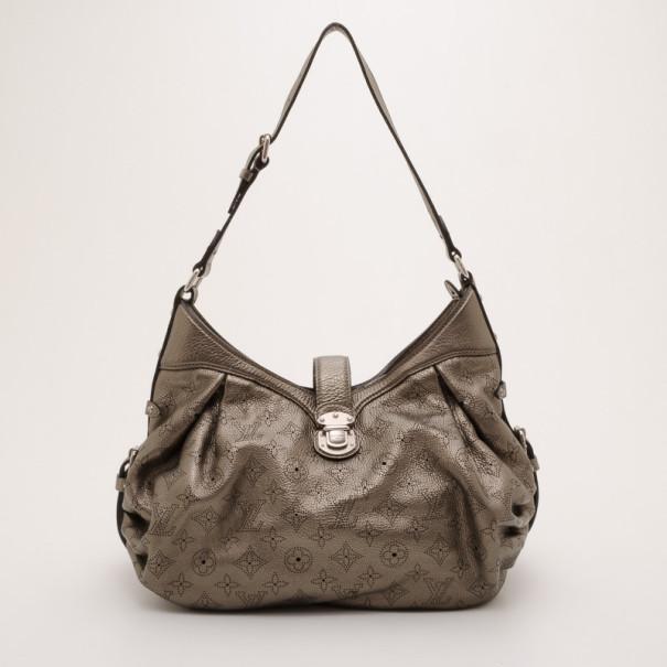 1410c3186cf3 ... Louis Vuitton Argent Monogram Mahina Leather XS Bag. nextprev. prevnext