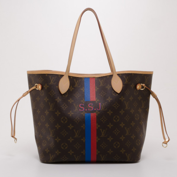 cda84805803c Buy Louis Vuitton Mon Monogram Neverfull MM 37623 at best price