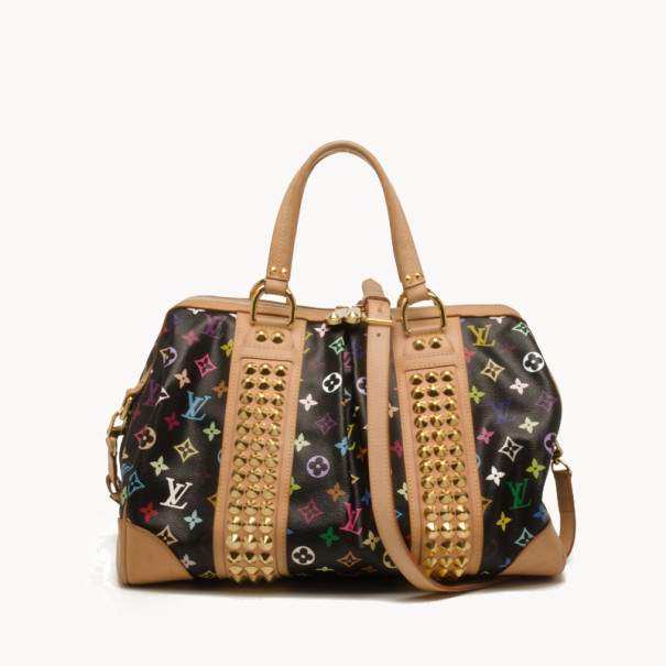 7a9b7891cf15 Buy Louis Vuitton Multicolor Large Courtney GM 38179 at best price