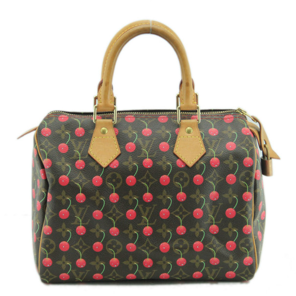 dcefed5845cf Buy Louis Vuitton Cerises Speedy 25 Bag 38367 at best price