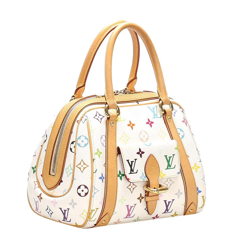 Louis Vuitton Monogram Multicolore Canvas Priscilla Bag  - buy with discount