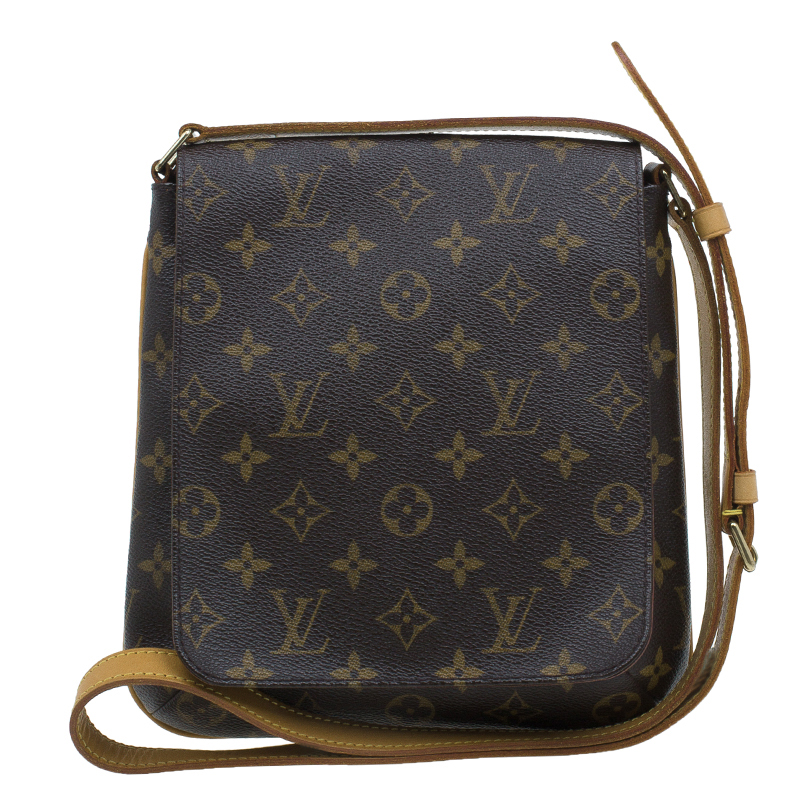 771ae8571503 ... Louis Vuitton Monogram Canvas Musette Salsa Crossbody Bag. nextprev.  prevnext
