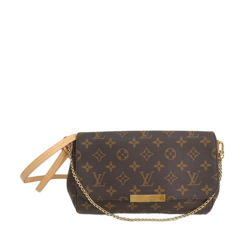 c16b57ae8d12 Buy Louis Vuitton Monogram Canvas Favorite MM 44202 at best price