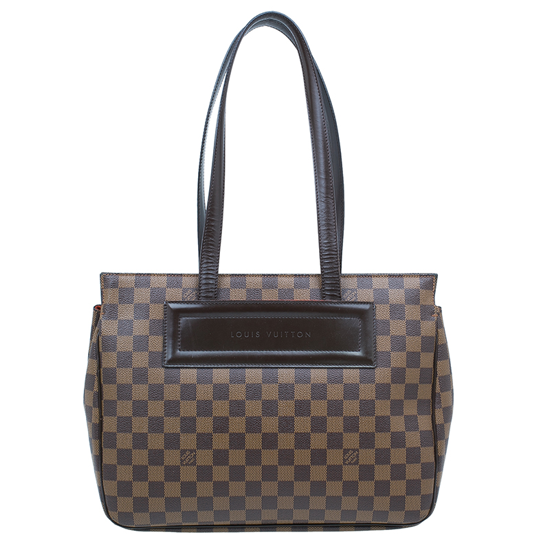 ... Louis Vuitton Damier Ebene Canvas Parioli PM Bag. nextprev. prevnext 81c4e849f23dd