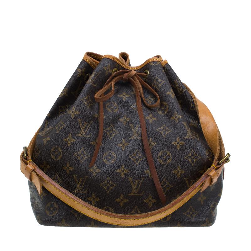 4c9c24458ffa Buy Louis Vuitton Monogram Vintage Petit Noe Bag 45831 at best price ...