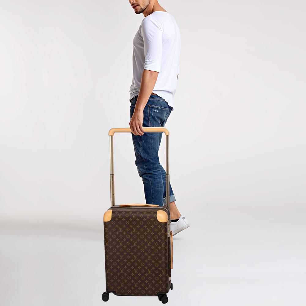Louis Vuitton Monogram Canvas Horizon 50 Suitcase