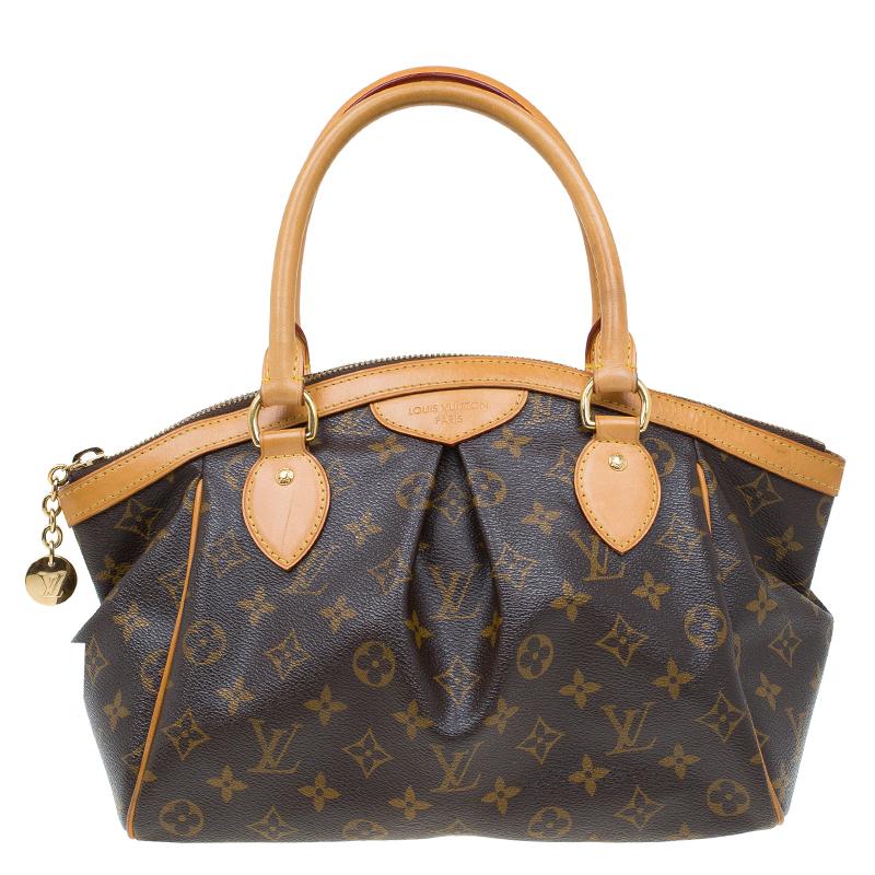 54f3484ab03f Buy Louis Vuitton Monogram Canvas Tivoli PM Bag 58745 at best price ...