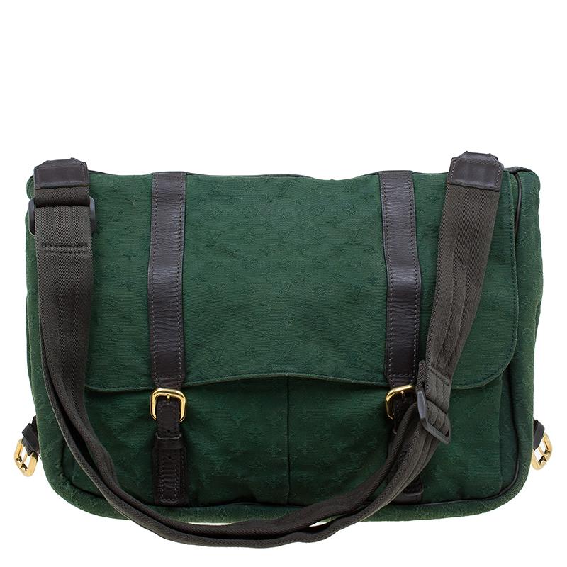 ... Louis Vuitton Khaki Monogram Mini Lin Sac A Langer Diaper Bag. nextprev.  prevnext d1be19abd513c