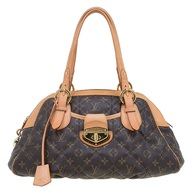 9b4442f3251f ... Louis Vuitton Monogram Canvas Etoile Bowling Bag. nextprev. prevnext
