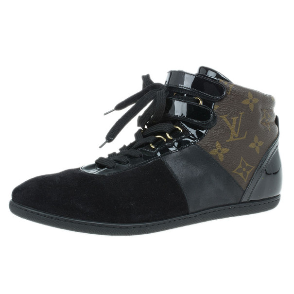 3fbf0acf39a2 ... Louis Vuitton Move Up Sneaker Boots Size 37.5. nextprev. prevnext