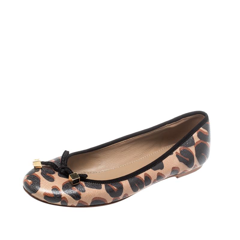 louis vuitton leopard shoes