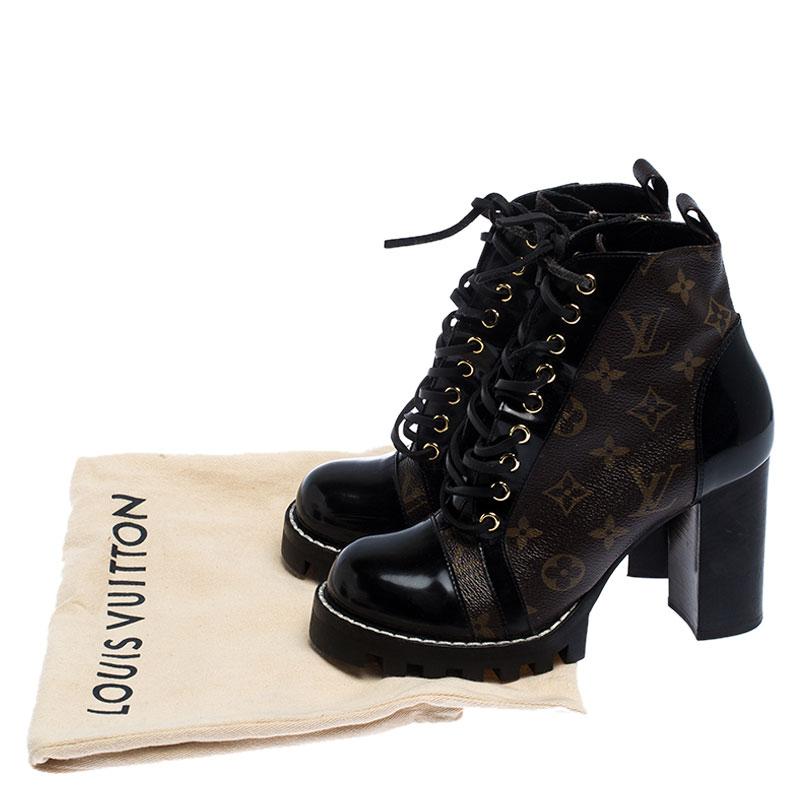 louis vuitton boots women