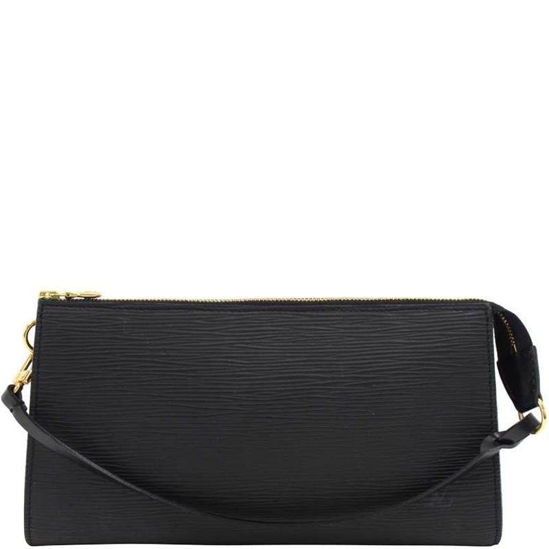 ... Louis Vuitton Noir Epi Leather Pochette Accessoires 24. nextprev.  prevnext f0ed9fcc1c