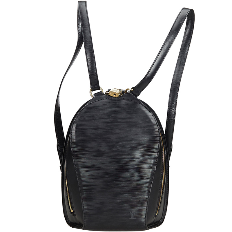 8cbc22d9ca78 Buy Louis Vuitton Epi Mabillon Travel Backpack 165979 at best price ...