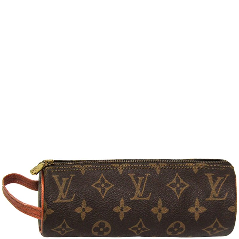 c30c6c420413 Buy Louis Vuitton Monogram Canvas Pouch 175868 at best price
