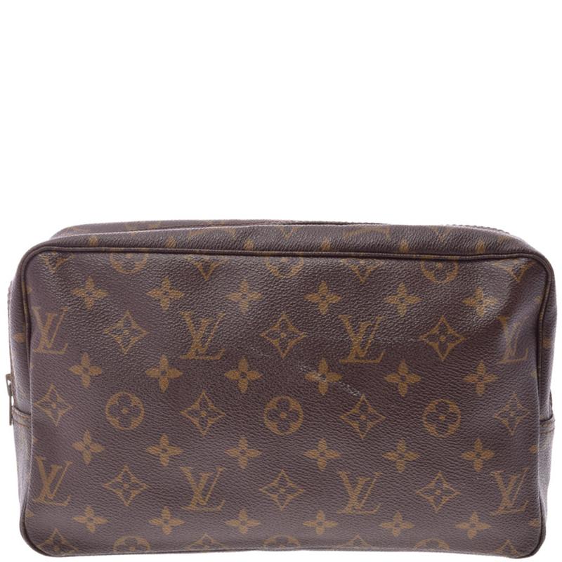 2d5d7905911 ... Louis Vuitton Monogram Canvas Trousse Toilette 28 Cosmetic Case.  nextprev. prevnext