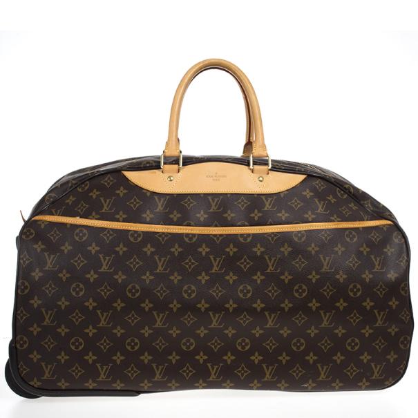 005f33754645e ... Louis Vuitton Monogram Canvas Eole 60 Rolling Luggage Bag. nextprev.  prevnext